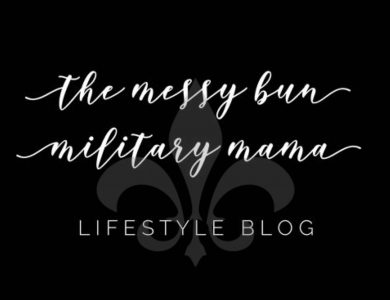 The Messy Bun Military Mama